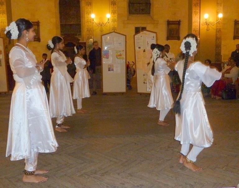danse sri lankaise