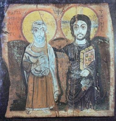 le christ et ami