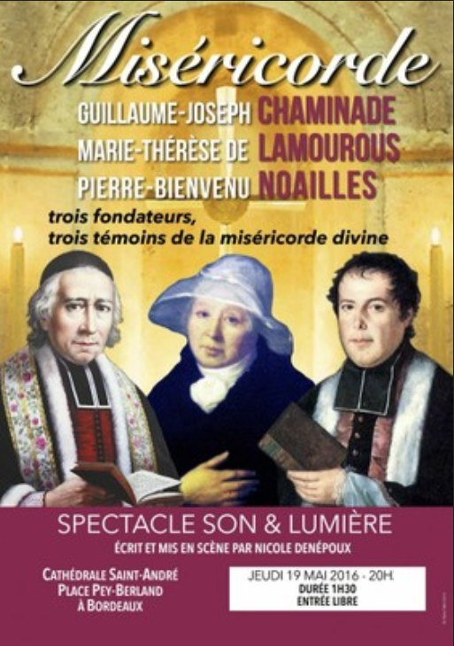 Spectacle Cathédrale 19 mai