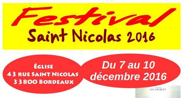 Festival Saint Nicolas 2016 _ 2