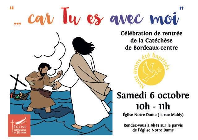 Rentrée Caté Centre Ville Bordeaux 2018