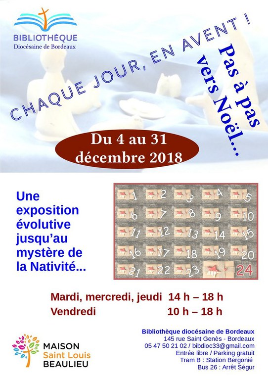 Exposition Avent 2018