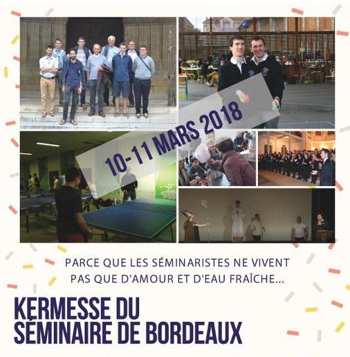 Kermesse Séminaire 2018