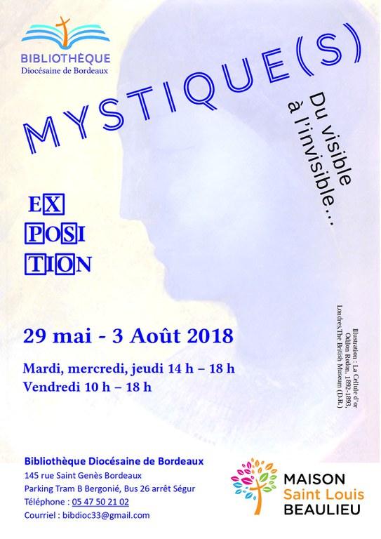 Exposition Mystiques